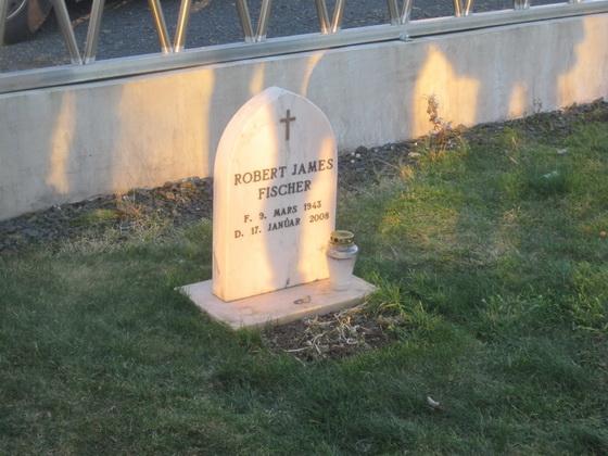 Fischer grave