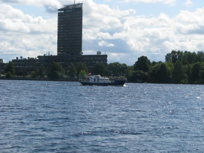Daugava cruise