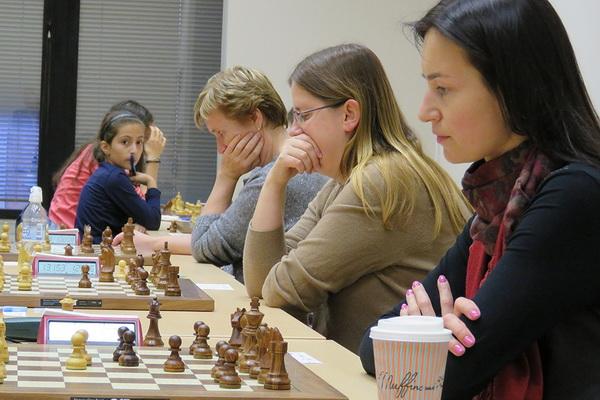 Latvijas sieviesu cempionats 2017