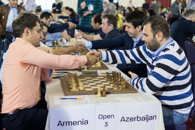 Armenia - Azerbaijan Creta 2007