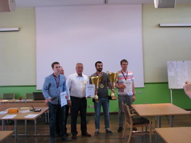 Liepaja winners