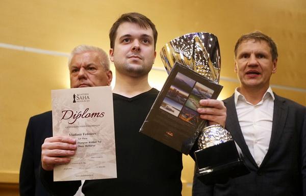 Fedoseev 2019 I