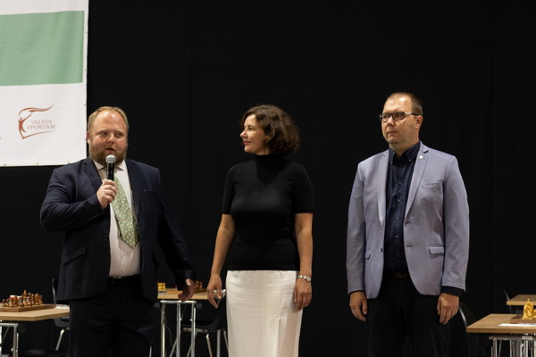 Kalba direktorius E.Lavendelis, Reizniece-Ozola, Erins 2019
