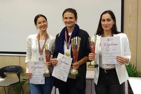 Latvijas cempionats sievietiem LSF 2020